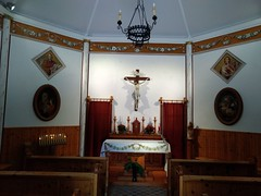 IMG_20190707_131322 (Puntin1969) Tags: telefonino vacanze luglio trentino montagna altavaldifiemme fiemme chiesetta chiesa