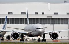 Aeroflot VQ-BQB, Boeing 777-3M0/ER at NRT (tokyo70) Tags: japan travel tour aeroflot 777