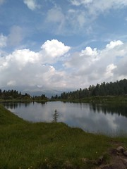 IMG_20190709_112212 (Puntin1969) Tags: telefonino vacanze luglio trentino montagna altavaldifiemme fiemme lago