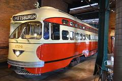 DSC_0332 (Andy961) Tags: pittsburgh pennsylvania pa tram streetcar railways lrv trolley museums slc pcc museum