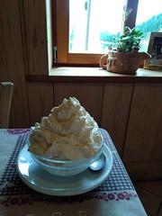 IMG_20190708_143847 (Puntin1969) Tags: telefonino vacanze luglio trentino montagna altavaldifiemme fiemme pranzo dolce