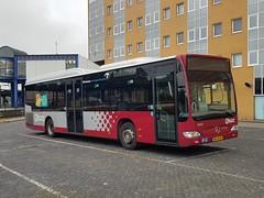 NLD Qbuzz 3320 ● Groningen Busstation (Roderik-D) Tags: 3320 qbuzz33023326 groningenstation bxlh59 zomerbroezzn dieselbus mercedesbenz o530ü überlandbus streekbus 2axle 2doors ivu gorba qbuzz31003301 2009 euro5 citaro2 savas bege