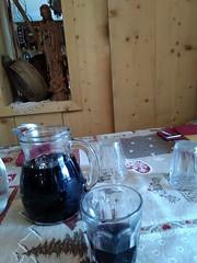 IMG_20190708_135246 (Puntin1969) Tags: telefonino vacanze luglio trentino montagna altavaldifiemme fiemme pranzo vino