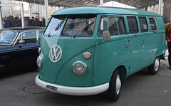 Volkswagen Combi T1 // UD-224651 (baffalie) Tags: auto voiture ancienne vintage classic old car coche retro expo italia sport automobile racing motor show collection club course circuit italie padoue fiera vw