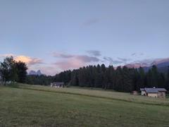 IMG_20190704_205634 (Puntin1969) Tags: telefonino vacanze luglio trentino montagna altavaldifiemme fiemme serale sera cime tramonto