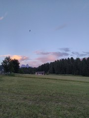 IMG_20190704_205619 (Puntin1969) Tags: telefonino vacanze luglio trentino montagna altavaldifiemme fiemme serale sera cime tramonto