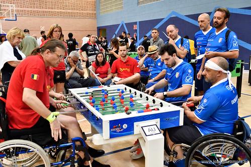 ITSF World Cup 1136 Murcia 2019 PEQ
