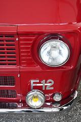 Fourgon Alfa Romeo F12 // BA-231609 (baffalie) Tags: auto voiture ancienne vintage classic old car coche retro expo italia sport automobile racing motor show collection club course circuit italie padoue fiera