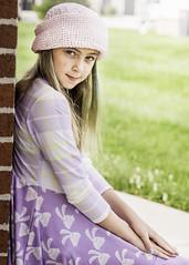In The Neighborhood (mztery) Tags: portrait children girls people payton family