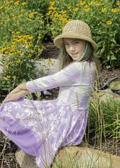 Flower Girl (mztery) Tags: portrait children girls people payton family