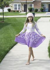 Dance Step (mztery) Tags: portrait children girls people payton family