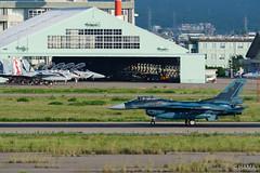 JASDF F-2A/B (HAMA-ANNEX) Tags: k1ii hdpentaxdfa150450mmf4556eddcaw jasdf komatsu f2ab