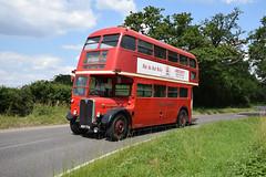 RT4424 (davidvines1) Tags: bus londontransport doubledecker red lt rt