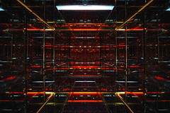 150 (Aleksandar Smiljanic) Tags: abstract abstraction abstractart abstractartwork abstractphotography abstracts abstractphoto art artphotography image light lights photography photo red white blue reflex reflection reflections symmetric geometric space spaces fictional fictive