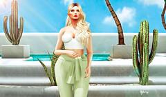 Visitando casas (Yhesy) Tags: secondlife sexy summer shopping gifts freebies coco maitreya woman truth scandalize