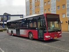 NLD Qbuzz 3137 ● Groningen Busstation (Roderik-D) Tags: 3137 qbuzz31003301 mercedesbenz citaro2 bxfs57 groningenstation 2009 dieselbus euro5 o530ü savas bege überlandbus streekbus 2axle 2doors ivu gorba