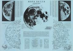 Mapa da Lua (Arquivo Nacional do Brasil) Tags: lua moon mapa cartografia cartography arquivonacional arquivonacionaldobrasil nationalarchivesofbrazil nationalarchives história memória astronomia astronomy ciência science map