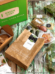 Green Chef Package (Bitter-Sweet-) Tags: vegan vegetarian meatless meals entree dinner easy delivery mealkit mealbox service greenchef semihomemade organic nowaste food delicious healthy mealplanning mealprep fresh vegetables plantbased produce seasonal summer