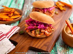 Green Chef - Jackfruit Sloppy Joes (Bitter-Sweet-) Tags: vegan vegetarian meatless meals entree dinner easy delivery mealkit mealbox service greenchef semihomemade organic nowaste food delicious healthy mealplanning mealprep fresh vegetables plantbased produce seasonal summer