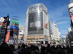 十字路口 | 涉谷駅 (sonic010739) Tags: olympus omd em5markii olympusmzdigital1240mm japan tokyo