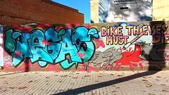 Novembre BSA034. (Joanbrebo) Tags: poblenou barcelona pintadas murals murales grafitis streetart iphonex iphone365