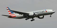 N770AN (Ken Meegan) Tags: n770an boeing777223er 29578 americanairlines london heathrow 2142016 lhr american boeing777 boeing777200er boeing 777223er 777200 777 b777 b777200 b777223er