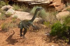 Turning in Utah (Ken Krach Photography) Tags: dinosaur