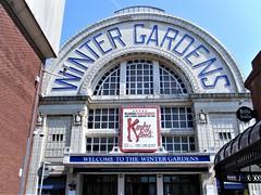 Blackpool = Winter Gardens (rossendale2016) Tags: floor dance organ town centre tiles bricks white complex theatre gardens winter blackpool