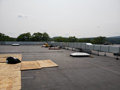 McCann Gym Project (MKT Metal Manufacturing) Tags: mkt gym mccann duct rooftop weatherguard agion sheet metal manufacturing spiral oval rectangular specialty copper round