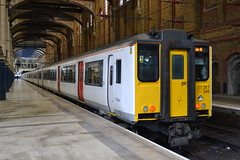 Greater Anglia (Will Swain) Tags: london liverpool street station 13th june 2019 greater city centre capital south train trains rail railway railways transport travel uk britain vehicle vehicles england english europe transportation class aga abellio