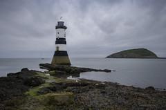 Trwyn Du Lighthouse (Mike Serigrapher) Tags: trwyn du lighthouse penmon puffinisland anglesey ynysseiriol