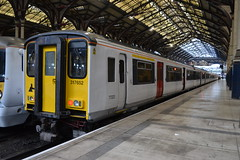 Greater Anglia (Will Swain) Tags: station 13th june 2019 london greater city centre capital south train trains rail railway railways transport travel uk britain vehicle vehicles england english europe transportation class aga abellio