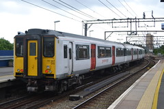 Greater Anglia (Will Swain) Tags: station 13th june 2019 london greater city centre capital south train trains rail railway railways transport travel uk britain vehicle vehicles england english europe transportation class aga abellio hackney downs