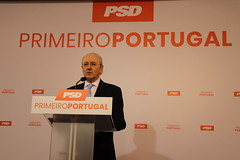 Legislativas 2019: Rui Rio apresenta medidas para a Saúde