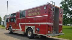 Rescue 391 (Central Ohio Emergency Response) Tags: newton township ohio fire department truck saulsbury spartan heavy rescue squad walkin