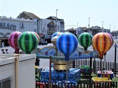 Blackpool = Fairground ride (rossendale2016) Tags: fylde coast pier central promenade lancashire blackpool ride fairground childrens