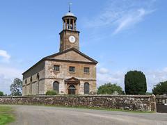 St Andrew's Church, Kirkandrews-upon-Esk, 16 July 19 (2 of 3) (gillean55) Tags: canon powershot sx60 hs superzoom bridge camera north cumbria longtown riveresk kirkandrewsuponesk standrew's church