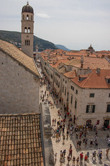 Dubrovnik Old Town-190716-130.jpg (Phil Mercer-Kelly) Tags: sea citywalls got philmercer oldtown kayak fort defences mercerkelly dubrovnik dalmatiancoast croatia 2019 dalmatia gameofthrones