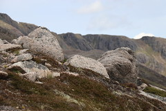 Rocks and Cliffs (steve_whitmarsh) Tags: aberdeenshire scotland scottishhighlands highlands landscape mountain hills rock rocks topic smileonsaturday