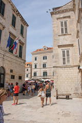 Dubrovnik Old Town-190716-138.jpg (Phil Mercer-Kelly) Tags: sea citywalls got philmercer oldtown kayak fort defences mercerkelly dubrovnik dalmatiancoast croatia 2019 dalmatia gameofthrones