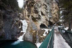 IMG_0868 (Nomadventurous) Tags: banffnationalpark canada snow ice glaciers mountains lake waterfall frozen fulltimerv rvlife rving travel wanderlust adventure explore nature
