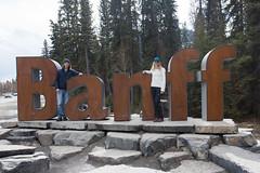 IMG_0858 (Nomadventurous) Tags: banffnationalpark canada snow ice glaciers mountains lake waterfall frozen fulltimerv rvlife rving travel wanderlust adventure explore nature