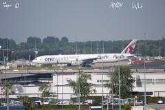 Boeing 777-300ER Qatar Airways Oneworld Livery