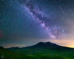 A sky full of stars (ashpmk) Tags: milkyway milkywayphotography sky stars star astrophotography astro washington washingtonstate sthelens usmountains westcoast canon canon5dmarkiv canon5dmark4