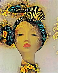Head Wrap-Inanimate but PROUD! (Brunsfeldo) Tags: mannequin