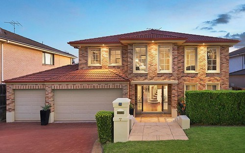 7 Lodgeworth Place, Castle Hill NSW 2154