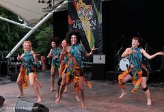Afromix Chicks (award winning show) (4 van 6) (Maarten Kerkhof) Tags: afrobeatsinthepark fujifilmxe2x thehagueafricanfestival thehagueafricanfestival2019 zuiderparktheater xe2