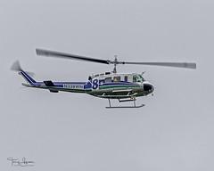 N338WN Bell UH-1H Iroquois C/N 63-08846 (Hawg Wild Photography) Tags: n338wn bell uh1h iroquois cn 6308846 usda forest service fepp helicopter terry green nikon d850 sigma 150600mm contemporary skagitcountywashington skagitvalley kbvs