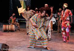 Oké Sène & Band (Senegal) (8 van 9) (Maarten Kerkhof) Tags: afrobeatsinthepark fujifilmxe2x okésèneband senegal thehagueafricanfestival thehagueafricanfestival2019 zuiderparktheater xe2