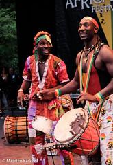 Oké Sène & Band (Senegal) (5 van 9) (Maarten Kerkhof) Tags: afrobeatsinthepark fujifilmxe2x okésèneband senegal thehagueafricanfestival thehagueafricanfestival2019 zuiderparktheater xe2